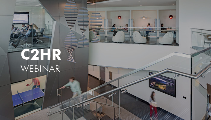C2HR Panel: The Re-entry Journey: Workspace Design & Logistics Image