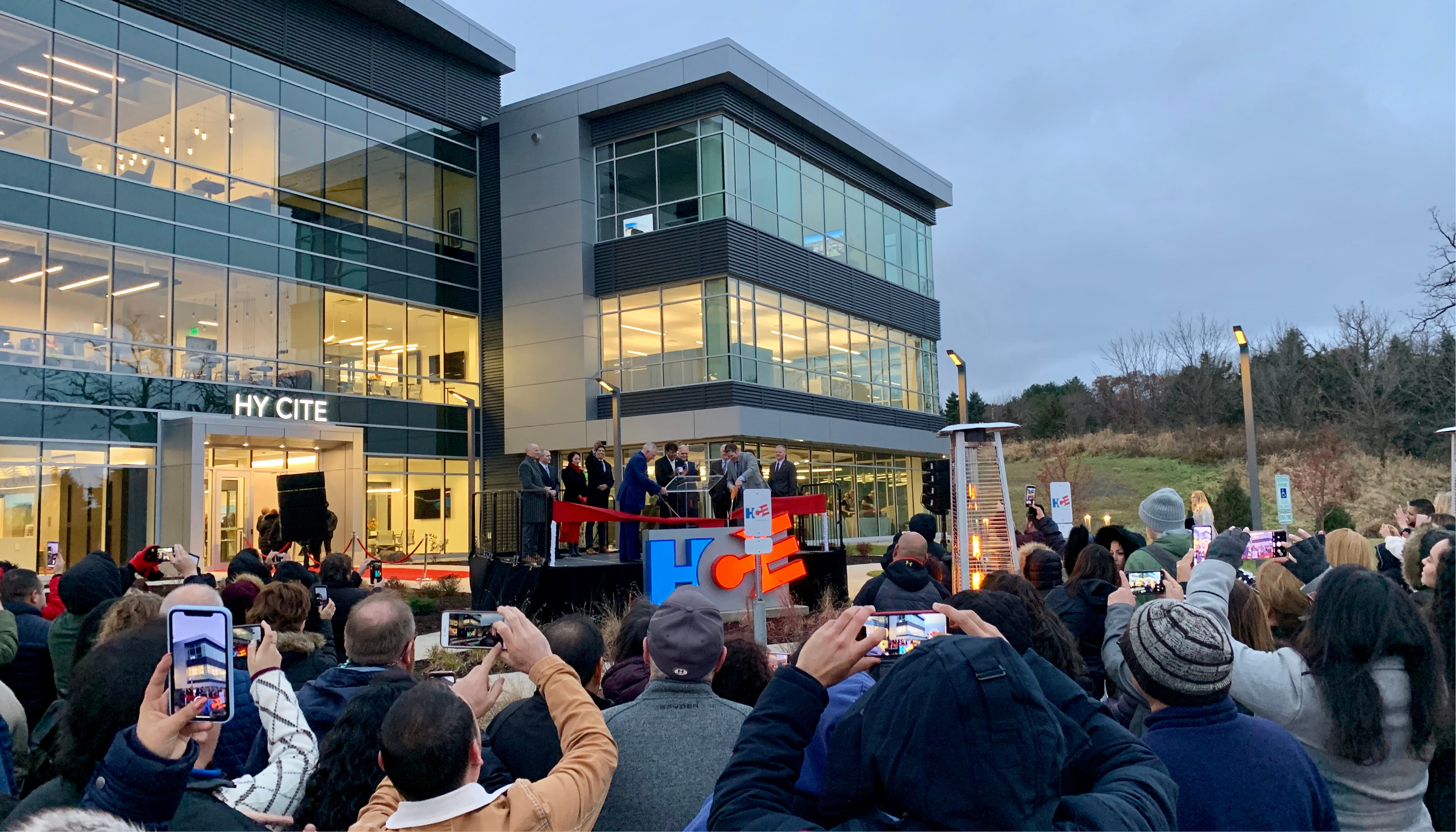 Hy Cite Enterprises Celebrates Ribbon Cutting Image