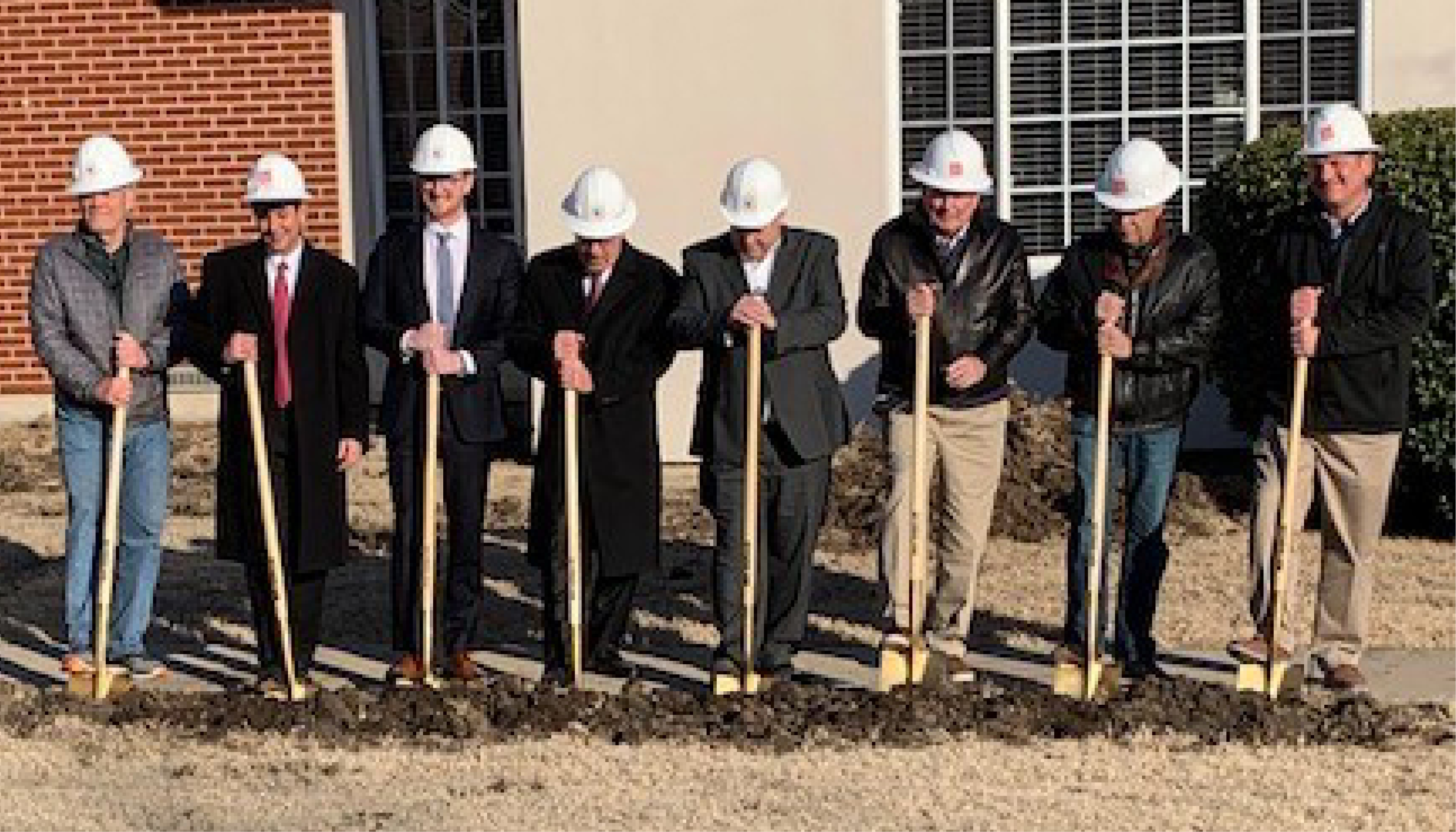Oklahoma Methodist Manor Breaks Ground Image