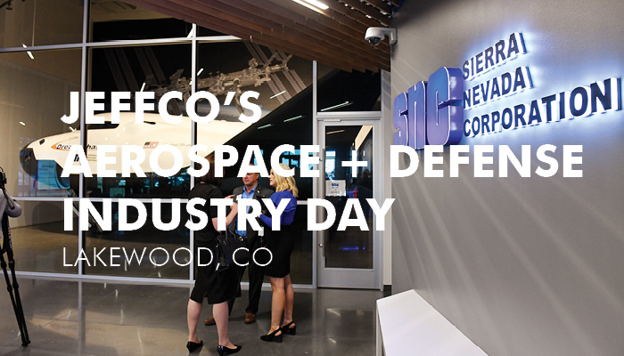 JeffCo's Aerospace and Defense Small Business Industry Day Image