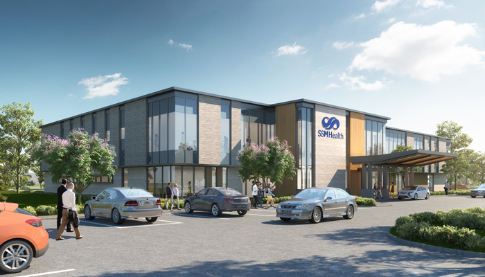 How SSM Health is Leading the Way to Wellness with WELL Certified Buildings Image