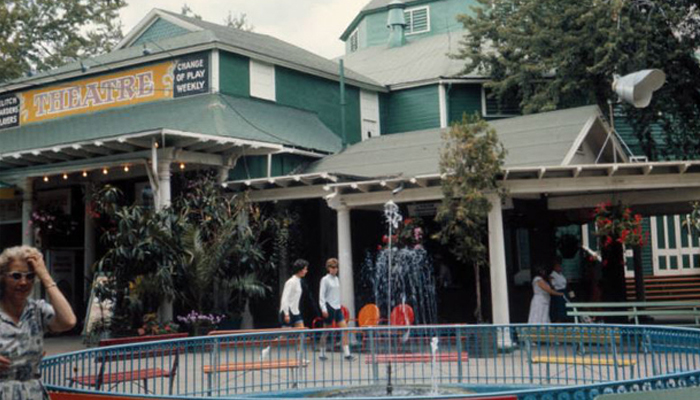 Historic Elitch Theatre Image
