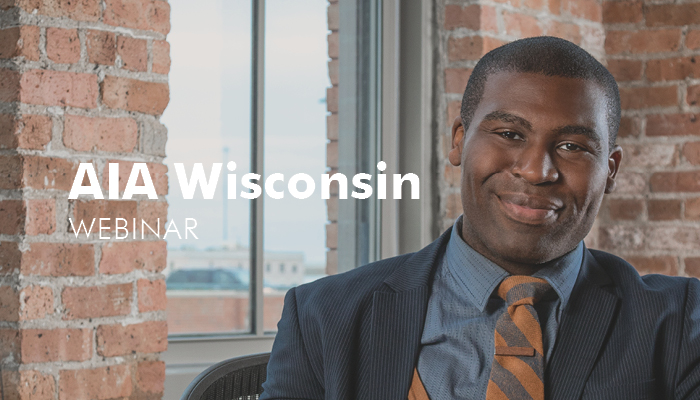 AIA Wisconsin - Social Justice + Equitable Design in Wisconsin Image