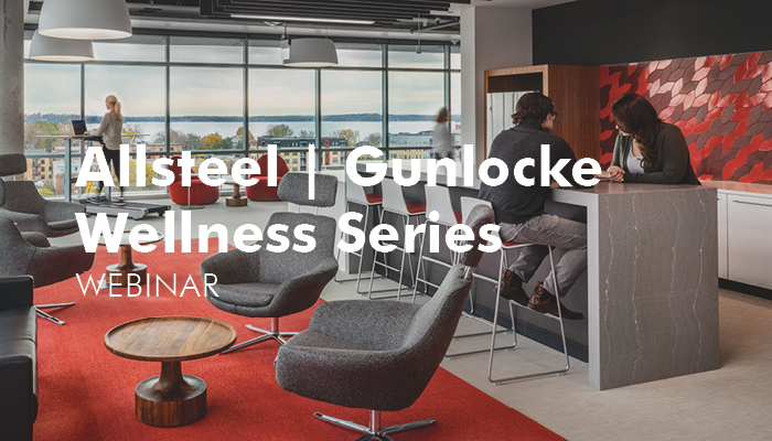 The Science Behind Wellness: Continuing the Allsteel | Gunlocke Wellness Series Image