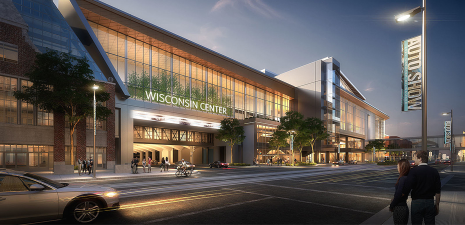 Convention center gets financial approval to move forward with expansion Banner Image