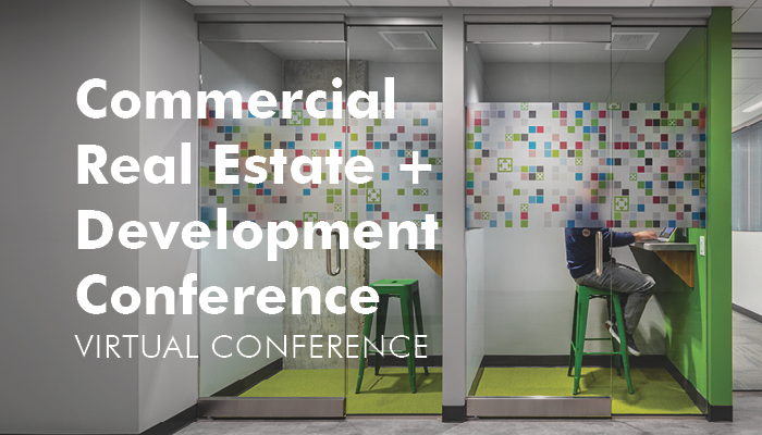 Commercial Real Estate and Development Conference Image