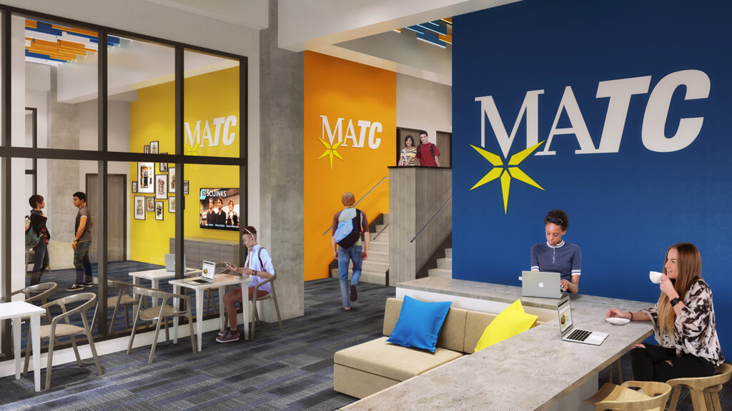 Post from Community: Groundbreaking set to create 195 beds of affordable student housing for MATC students to combat housing insecurity Image