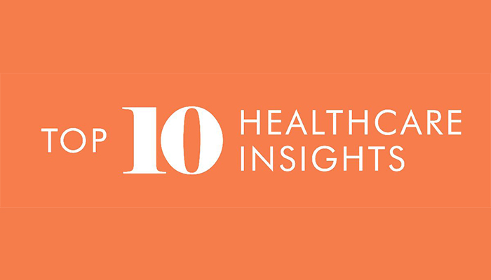 Top 10 Healthcare Insights of 2020 Image