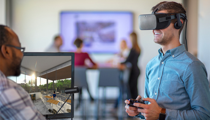 The Benefits of Virtual Reality in Architecture Design Image